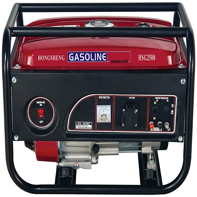 2 0kw Gasoline Generator HSG2500 - Wholesale from China
